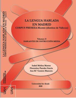 LA LENGUA HABLADA EN MADRID