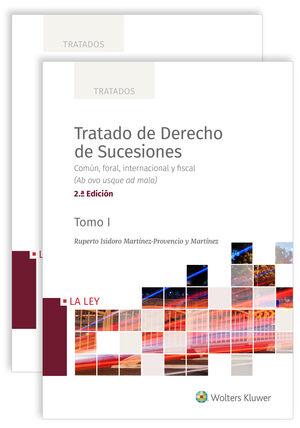 TRATADO DE DERECHO DE SUCESIONES (2ª EDICIÓN)