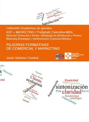 PÍLDORAS FORMATIVAS DE COMERCIAL Y MARKETING
