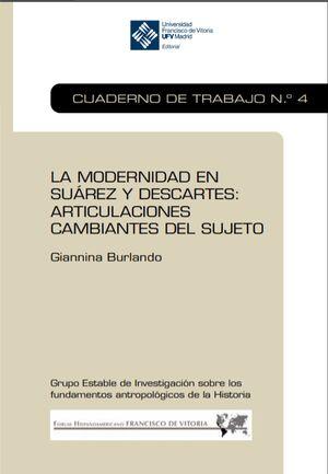 LA MODERNIDAD EN SUÁREZ Y DESCARTES
