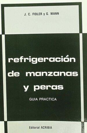 REFRIGERACIÓN DE MANZANAS Y PERAS