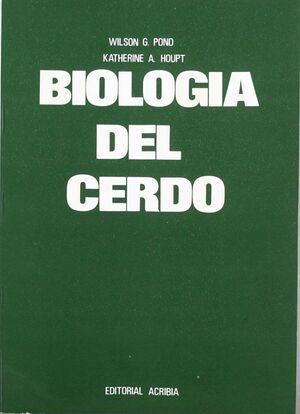 BIOLOGÍA DEL CERDO