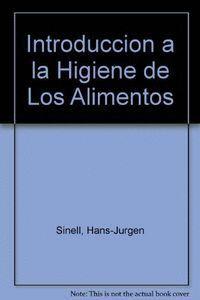 INTRODUCCIÓN A LA HIGIENE DE LOS ALIMENTOS