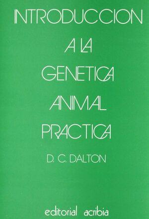 INTRODUCCIÓN A LA GENÉTICA ANIMAL PRÁCTICA