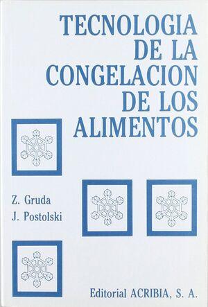 TECNOLOGÍA DE LA CONGELACIÓN DE ALIMENTOS