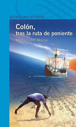 COLON, TRAS LA RUTA DE PONIENTE (DIGITAL