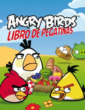 ANGRY BIRDS. LIBRO DE PEGATINAS