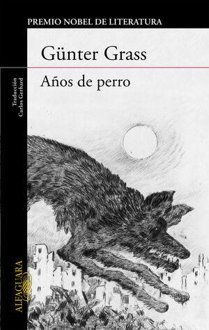AÑOS DE PERRO (TRILOGA DE DANZIG 3)