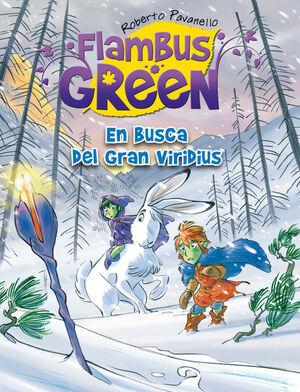 EN BUSCA DEL GRAN VIRIDIUS (FLAMBUS GREEN)