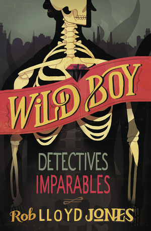 DETECTIVES IMPARABLES (WILD BOY 2)