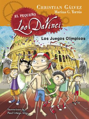 LOS JUEGOS OLMPICOS (EL PEQUEÑO LEO DA VINCI 5)