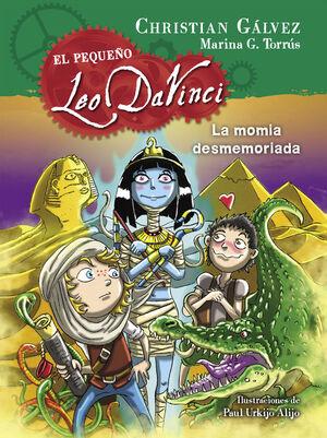 LA MOMIA DESMEMORIADA (EL PEQUEÑO LEO DA VINCI 6)