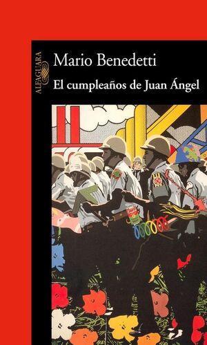 EL CUMPLEAÑOS DE JUAN ÁNGEL