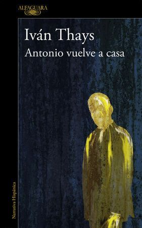 ANTONIO VUELVE A CASA (MAPA DE LAS LENGUAS)