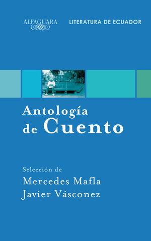 ANTOLOGÍA DE CUENTO. LITERATURA DE ECUADOR