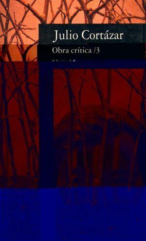 OBRA CRTICA 3 EDICIÓN DE SAÚL SOSNOWSKI