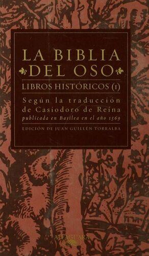 LA BIBLIA DEL OSO. LIBROS HISTÓRICOS (I)