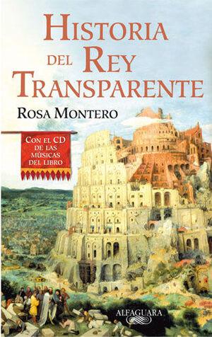 HISTORIA DEL REY TRANSPARENTE (EDICIÓN ESPECIAL CON EL CD CON LAS MÚSICAS DEL LIBRO)