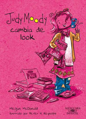 JUDY MOODY CAMBIA DE LOOK (JUDY MOODY 8)