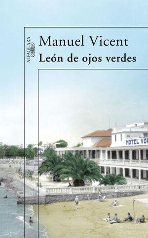 LEÓN DE OJOS VERDES