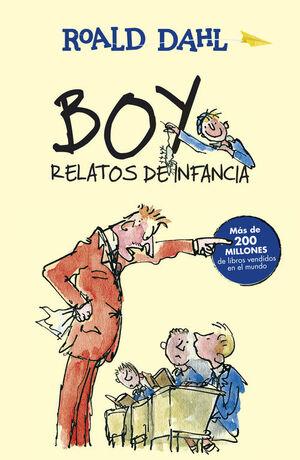 BOY (COLECCIÓN ALFAGUARA CLÁSICOS)