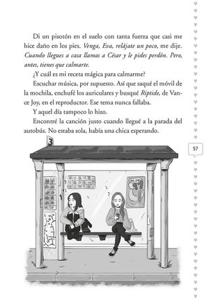 CELIA Y EVA. GUERRA DE LIKES