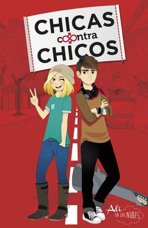 CHICAS CONTRAS CHICOS (CHICAS CONTRA CHICOS 1)