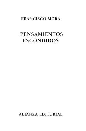 PENSAMIENTOS ESCONDIDOS