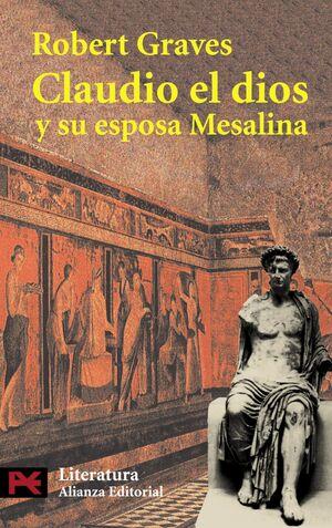 CLAUDIO EL DIOS Y SU ESPOSA MESALINA
