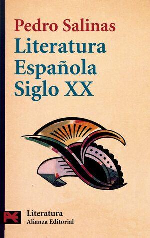 LITERATURA ESPAÑOLA SIGLO XX