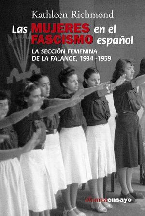 LAS MUJERES EN EL  FASCISMO ESPAÑOL