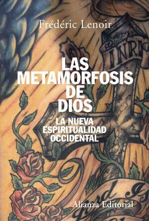 LAS METAMORFOSIS DE DIOS