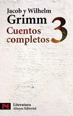 CUENTOS COMPLETOS, 3