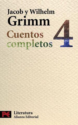 CUENTOS COMPLETOS, 4