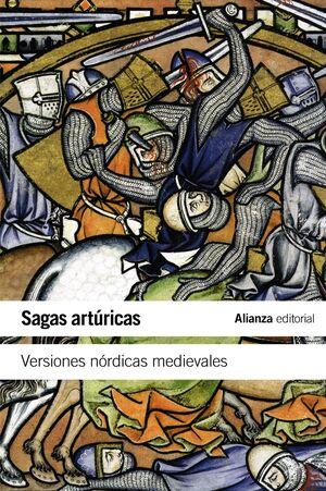 SAGAS ARTÚRICAS VERSIONES NÓRDICAS MEDIEVALES