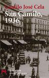 VÍSPERAS, FESTIVIDAD Y OCTAVA DE SAN CAMILO DEL AÑO 1936 EN MADRID