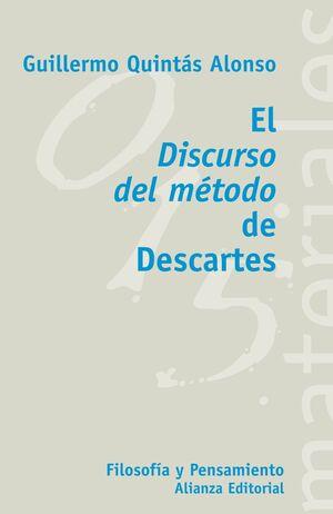 EL DISCURSO DEL MÉTODO DE DESCARTES