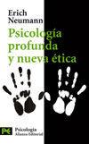PSICOLOGÍA PROFUNDA Y NUEVA ÉTICA