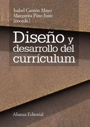 DISEÑO Y DESARROLLO DEL CURRCULUM