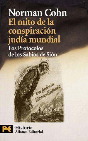 EL MITO DE LA CONSPIRACION JUDÍA MUNDIAL