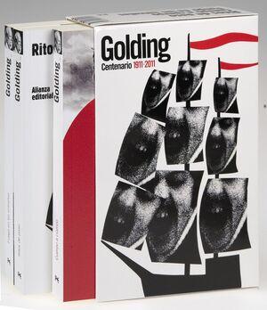 ESTUCHE - TRILOGA DEL MAR GOLDING