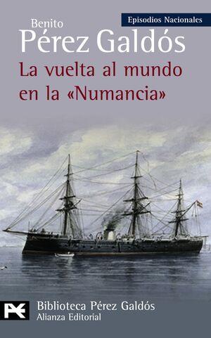 LA VUELTA AL MUNDO EN LA   NUMANCIA  EPISOCIOS NACIONALES, 38 / CUARTA SERIE