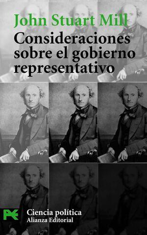 CONSIDERACIONES SOBRE EL GOBIERNO REPRESENTATIVO