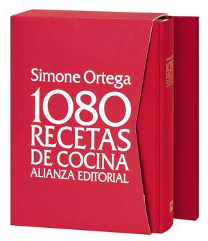 1080 RECETAS (ESTUCHE+AGENDA)