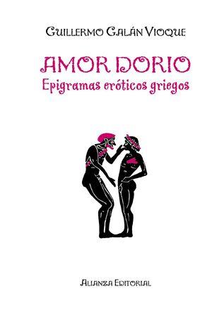 AMOR DORIO EPIGRAMAS ERÓTICOS GRIEGOS