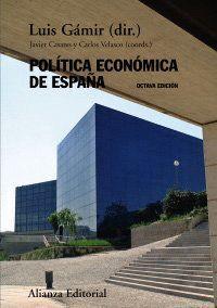 POLTICA ECONÓMICA DE ESPAÑA OCTAVA EDICIÓN