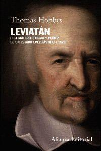 LEVIATÁN O LA MATERIA, FORMA Y PODER DE UN ESTADO ECLESIÁSTICO Y CIVIL