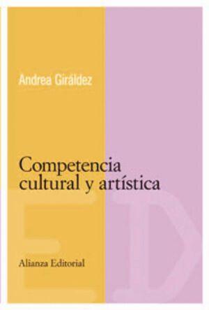 COMPETENCIA CULTURAL Y ARTÍSTICA