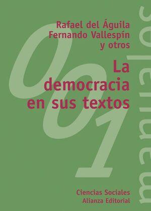 DEMOCRACIA EN SUS TEXTOS, LA