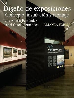 DISEÑO DE EXPOSICIONES CONCEPTO, INSTALACIÓN Y MONTAJE